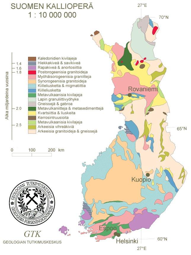 Kaivostoiminta Suomessa