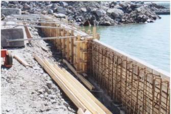 Muotti betonille