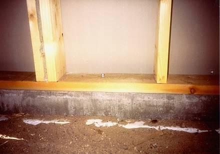 Maanvarainen betonilaatta lattialämmitys